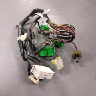 V7 Speedo Clock Wiring Harness